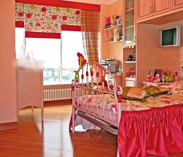 как выбрать шторы в детскую